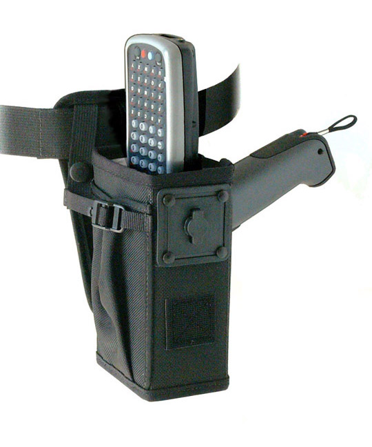 Left/right hip holster for HHP 9550