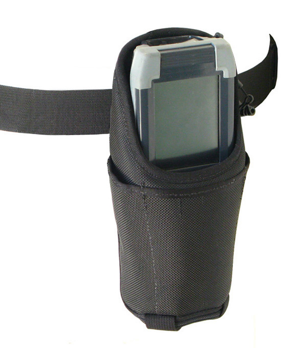 Hip holster for Intermec CK3 (no scan handle), w/ belt.