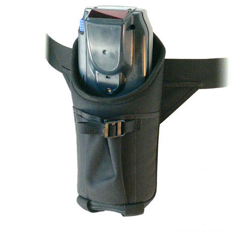 Hip holster for Intermec CK31 w/o pistol grip, w built-in belt