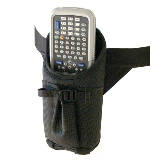 Hip holster for Intermec CN30 w/o pistol grip, w built-in belt