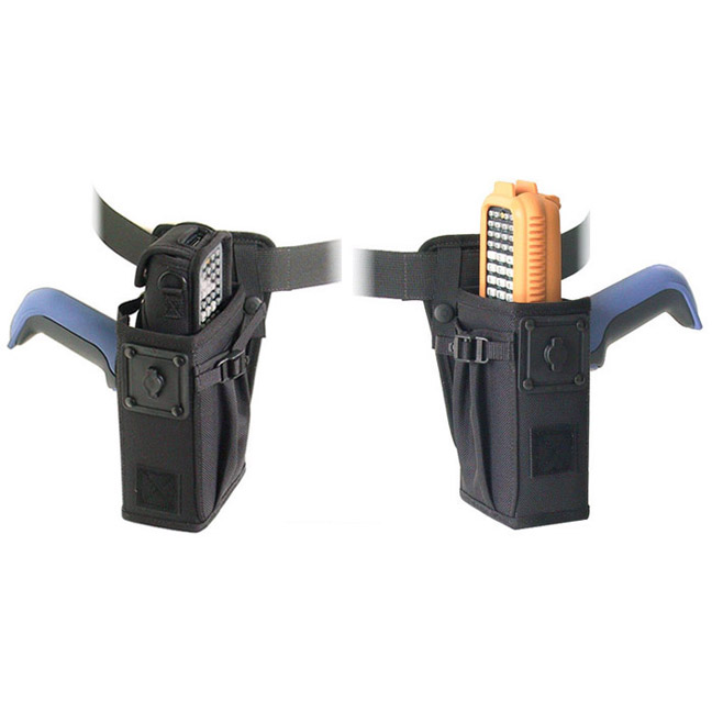 Left/right hip holster (extra large) for Intermec CK30 with scan handle
