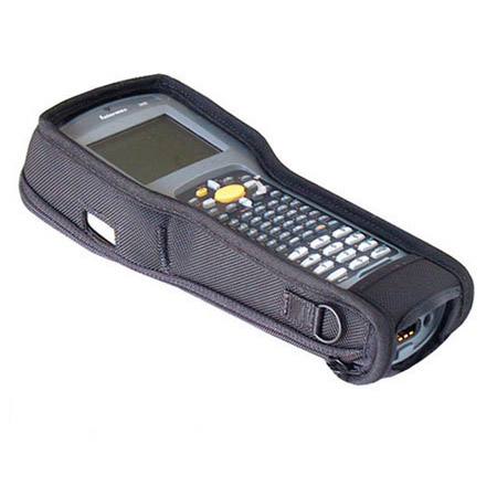 Protective softcase with shoulder strap, with clear plastic screen, Intermec 2435