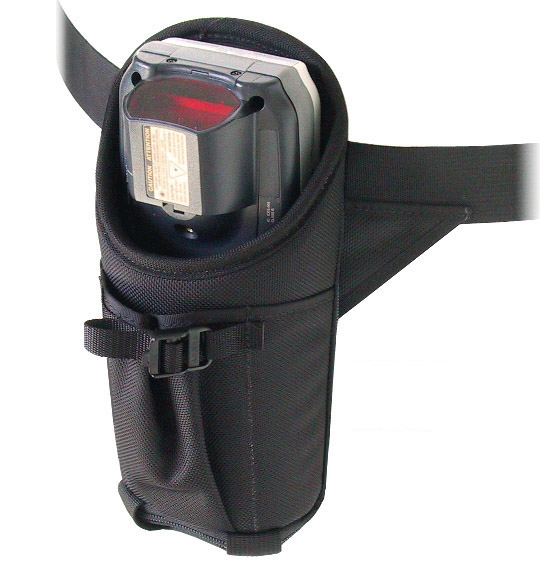 Hip holster for Intermec CK30 w/o scan handle,