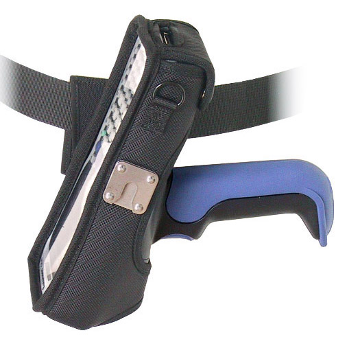 Protective softcase for Intermec CK30 with scan handle