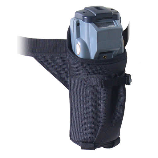 Hip holster with belt, Intermec 2435