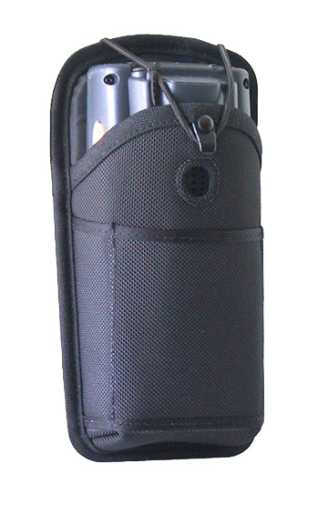 Hip holster w belt loop, Intermec 750 (no scan handle).