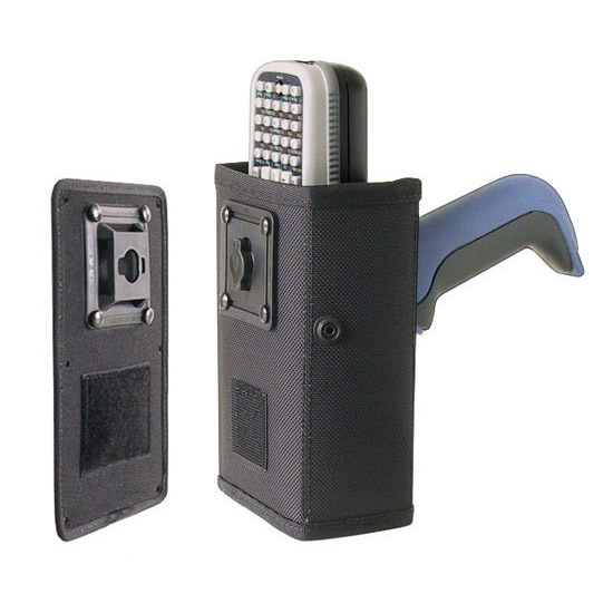 Holster for Intermec CK30 terminal with scan handle