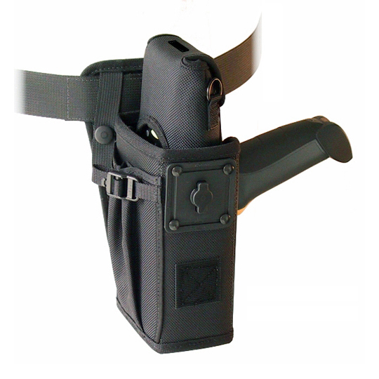 Left/right hip holster for Zebra-Motorola PPT 8800