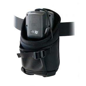 Holster for Zebra-Motorola MC70 with built-in belt.