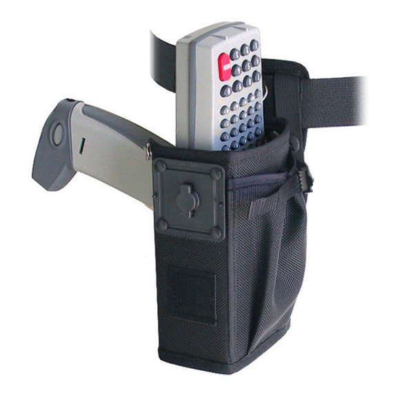 Left/right hip holster for Zebra-Motorola PDT6800
