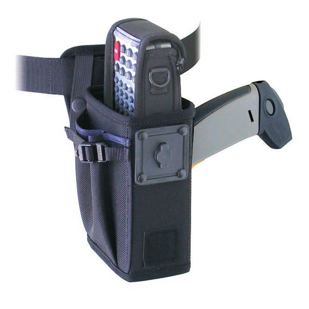 Left/right hip holster (larger) for Zebra-Motorola PDT6800 in softcase