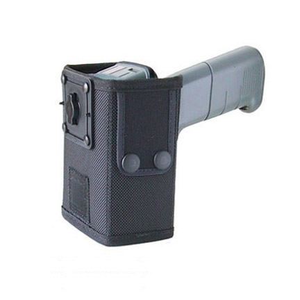 Hip holster for Zebra-Motorola LS3200, no belt.